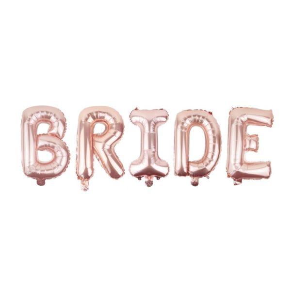 bride luftballon