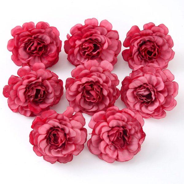 Kunst Rosen Deko Blumen