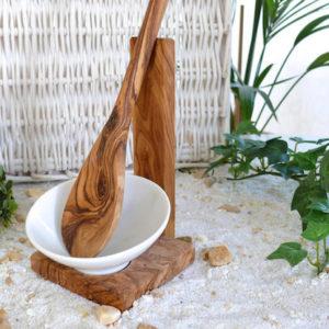 Kochlöffelhalter Holz