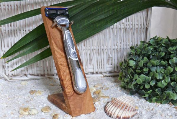 Rasiererhalter Holz MARETTIMO